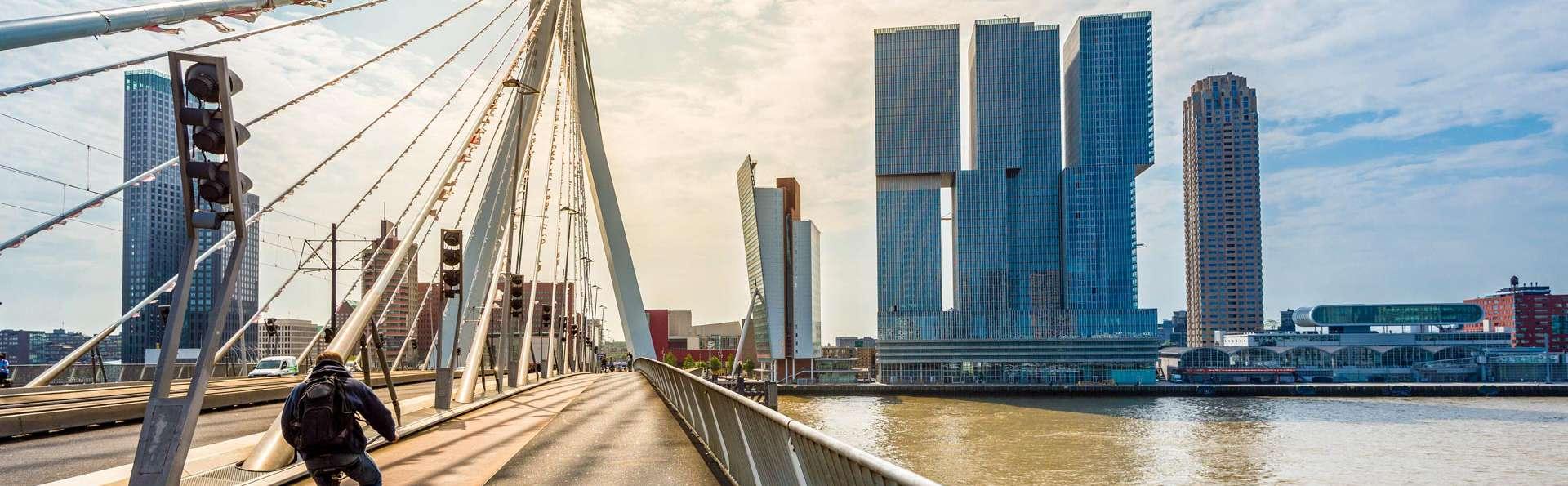 Découvrez la ville portuaire animée de Rotterdam