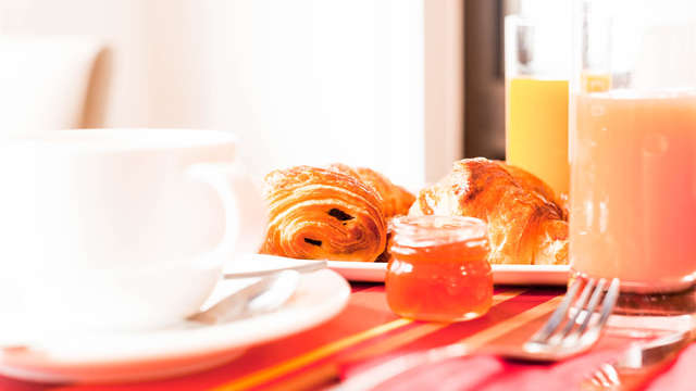 The Originals City Royan Foncillon - NEW BREAKFAST-