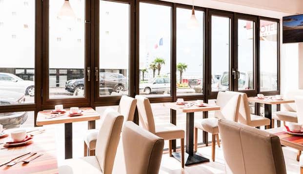 Hotel The Originals Royan Foncillon ex Inter-Hotel - NEW BREAKFAST-