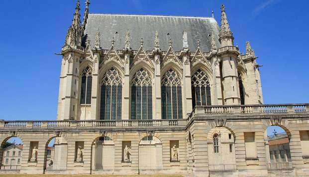 Séjour à Paris et visite du Château de Vincennes
