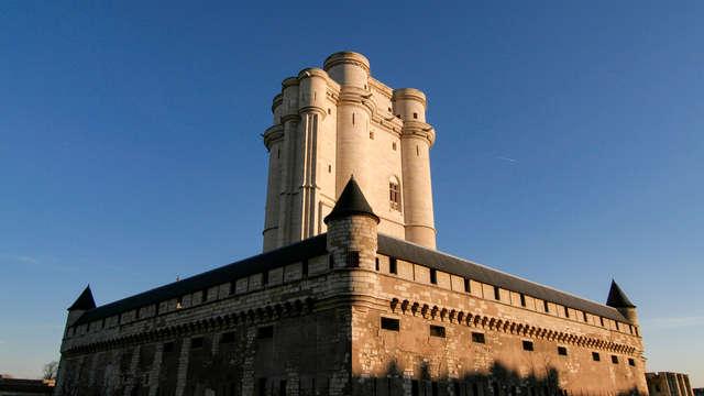Détente et découverte avec entrée au Château de Vincennes