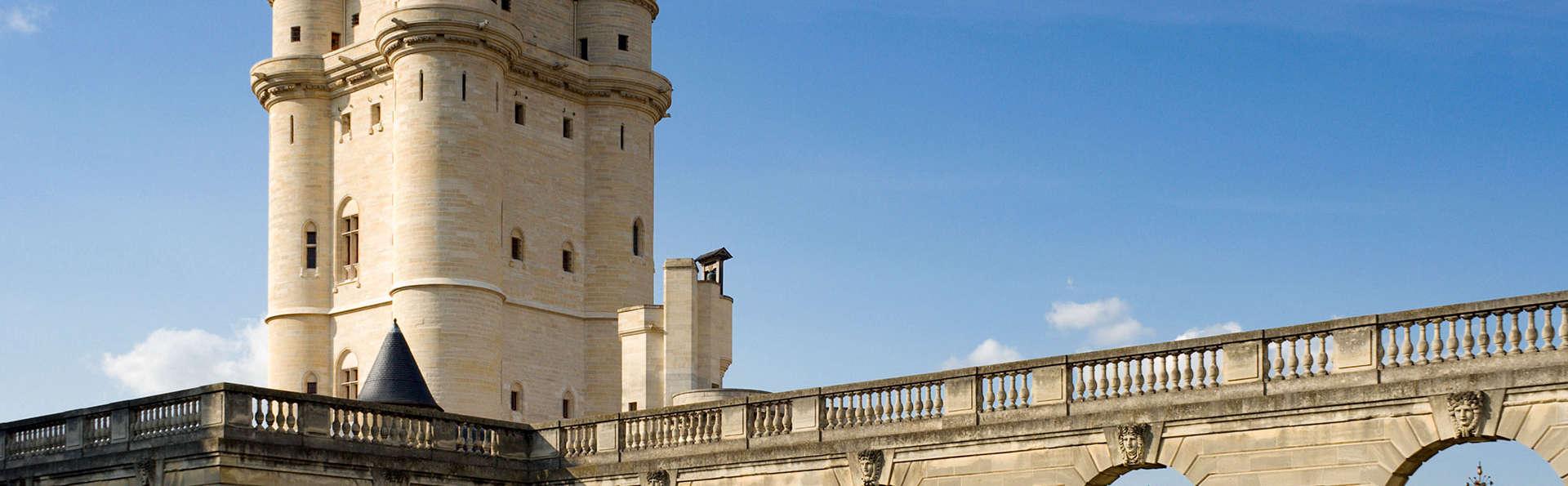 Escapade royale avec entrée au Château de Vincennes