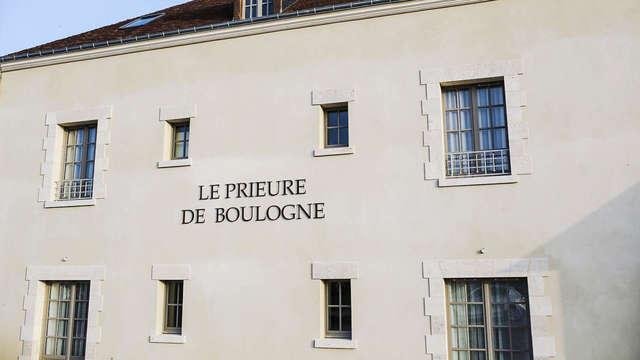 Le Prieure de Boulogne - FRONT