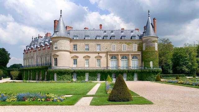 Visita el palacio de Rambouillet