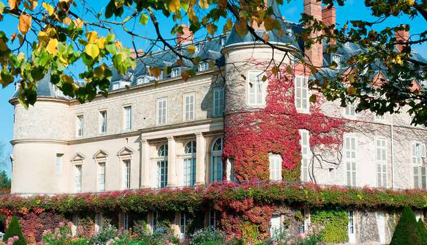 Week-end hors du temps avec entrée au Château de Rambouillet