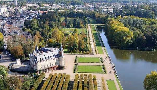 Escapada cultural con visita al Castillo de Rambouillet