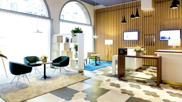 Novotel Toulouse Centre Compans Caffarelli - NEW RECEPTION