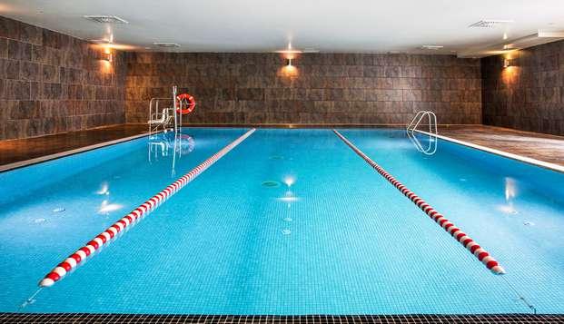 Week-end Relaxation : accès au spa, sauna et piscine intérieure à Paterna, Valence