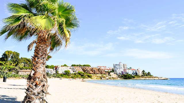 Descubre el encanto de Altafulla: en media pensión a escasos metros de a playa