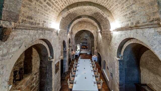 Garrigae Abbaye de Sainte Croix