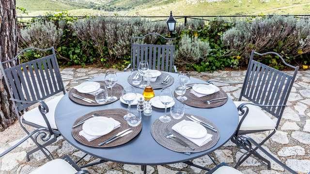 Weekend inclusief gastronomisch diner in een charmant hotel in Salon-de-Provence