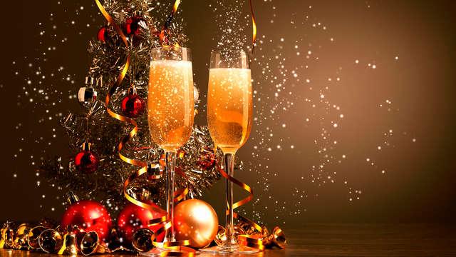 ¡Nochevieja en la romántica Verona con acceso al SPA y cena!