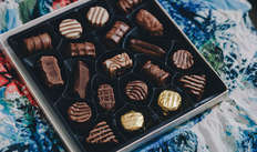 1 Coffret de chocolats