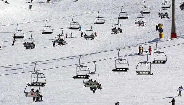 Especial esquí en Hotel 5* de Granada con forfait incluido