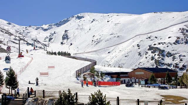 ¡Especial Esqui! Escápate a los pies de Sierra Nevada con forfait incluido