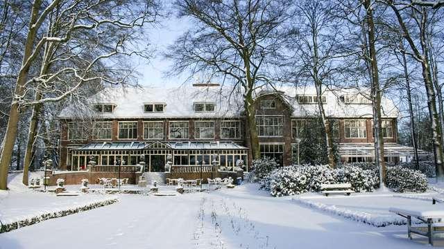Derde nacht gratis op een prachtig landgoed in Gelderland (vanaf 3 nachten)