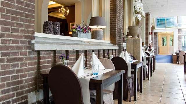 Merveilleux séjour avec dîner dans un domaine historique du Gelder Achterhoek