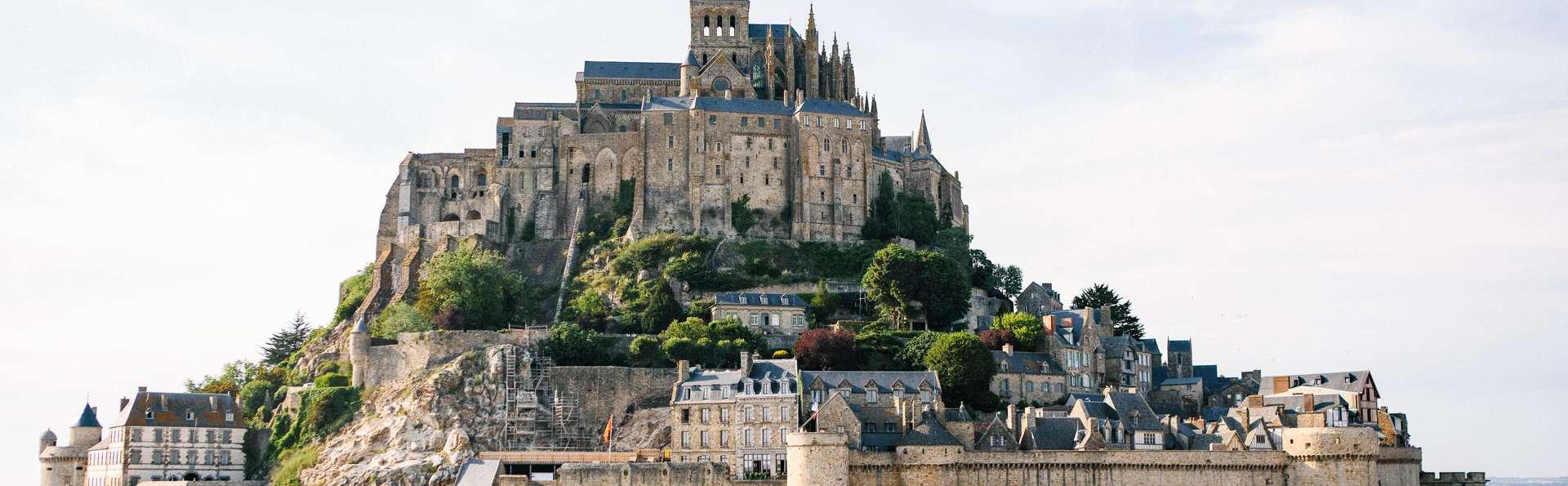Découvrez le Mont-Saint-Michel et sa baie (à partir de 3 nuits)