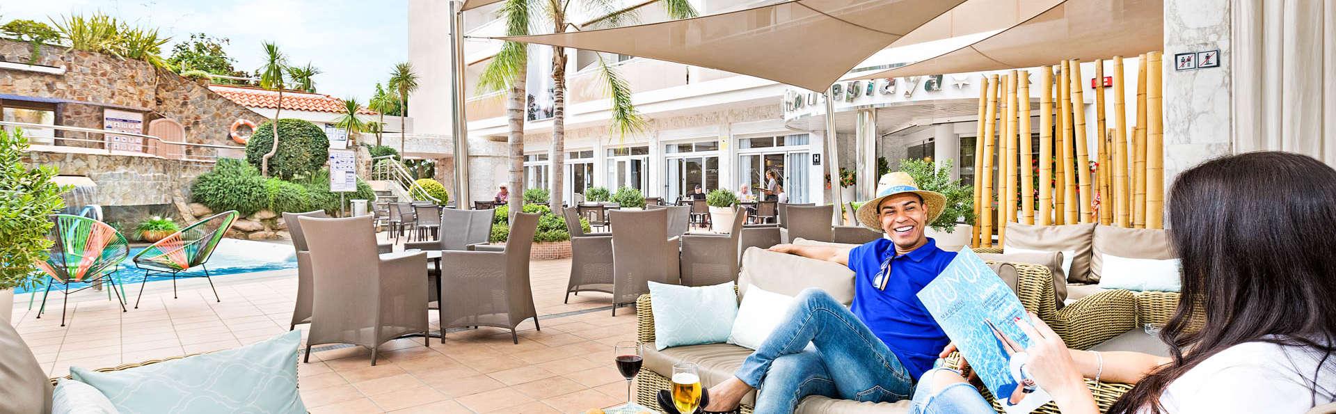 Lujo, vistas y mucho glamour al lado de la Playa en Malgrat de Mar
