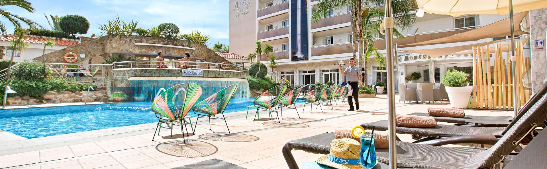 Vacaciones con Todo Incluido en la costa del Maresme