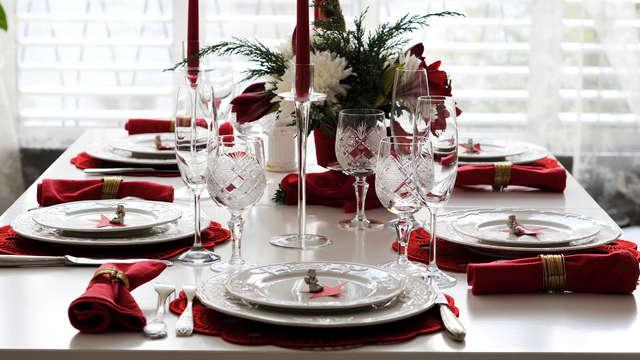 Saint-Valentin unique pleine de gourmandise, détente et romance à Fontainebleau