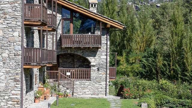 Séjournez au coeur de la Vallée d'Aoste en appartement pour 4 personnes !