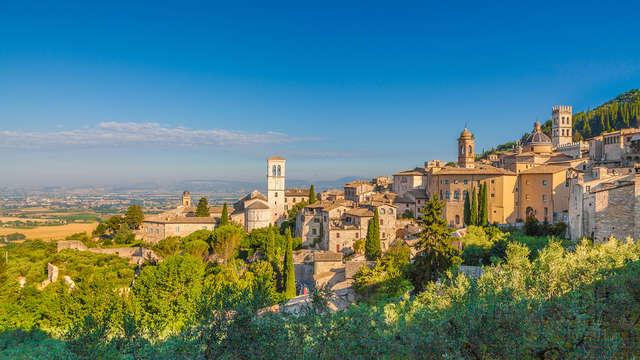 Visita guidata ad Assisi per 2 adulti