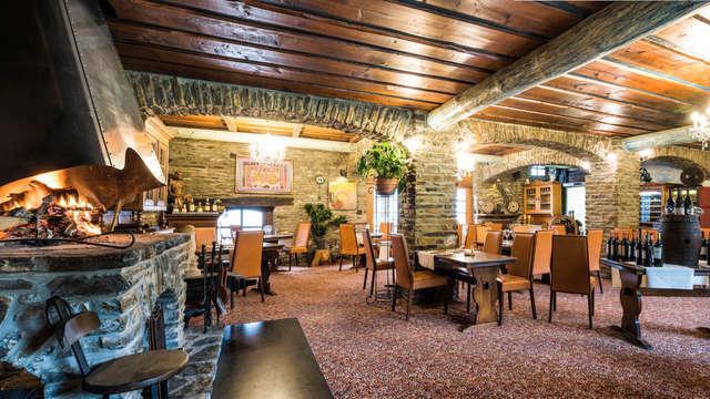 Séjour avec dîner dans hôtel de charme au Luxembourg