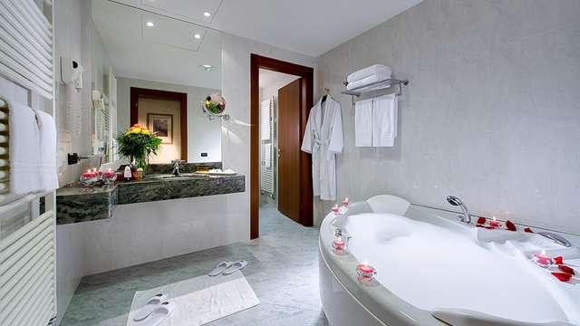 Soggiorno romantico in Piemonte con accesso alla spa e degustazione di prodotti tipici!
