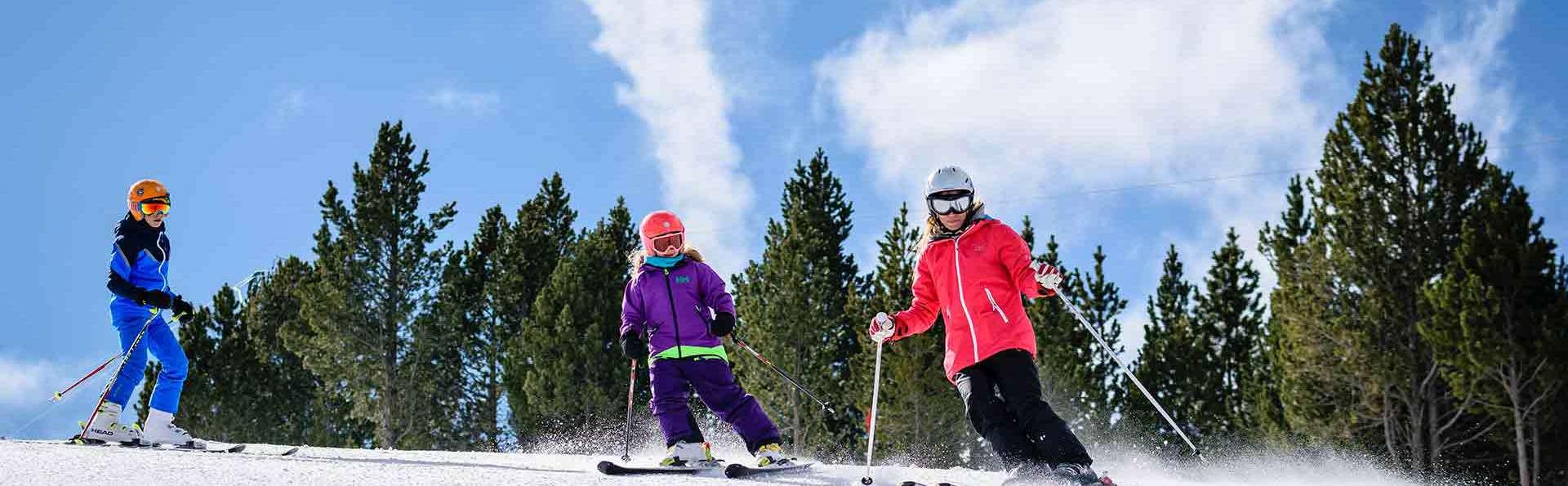 Week-end avec forfait de ski  à Vallnord en Andorre (à partir de 2 nuits)