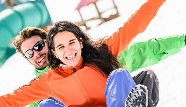 Luxe et ski dans les montagnes de la Massana à Andorre (à partir de 3 nuits)
