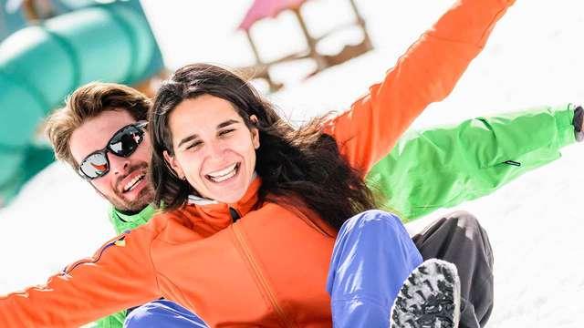 Lujo y esquí entre las montañas andorranas de la Massana (desde 3 noches)