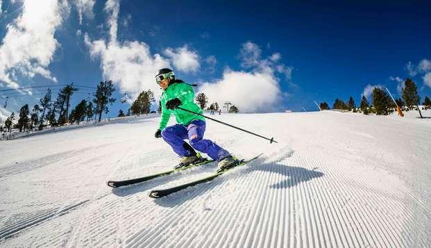 Escapade dans un 4* avec forfait de ski de 2 jours à Vallnord (à partir de 2 nuits)