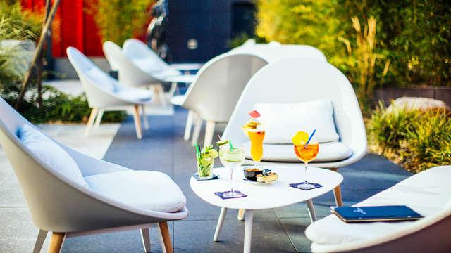 Hotel Strasbourg Athena Spa