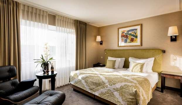 Grand Hotel Casselbergh Brugge - N ROOM