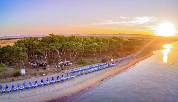 Oasi di pace sulla Costa degli Etruschi in Maremma