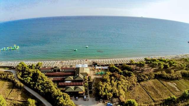Séjour en famille en Toscane au bord de la mer !