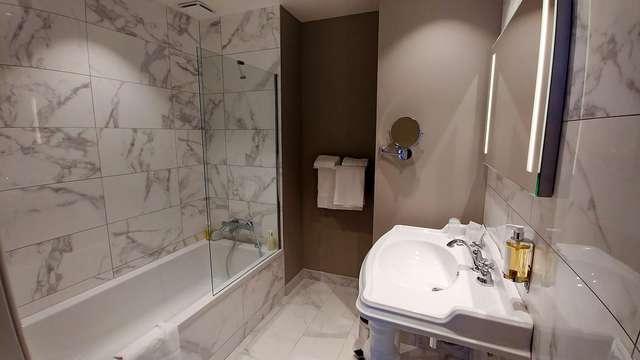 Grand Hotel Bellevue - BATHROOM