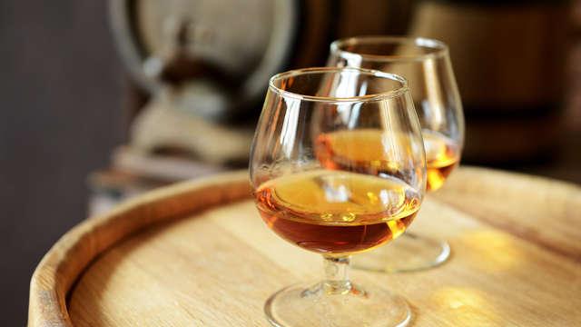 Magnifique séjour de luxe et de confort avec dégustation de whisky