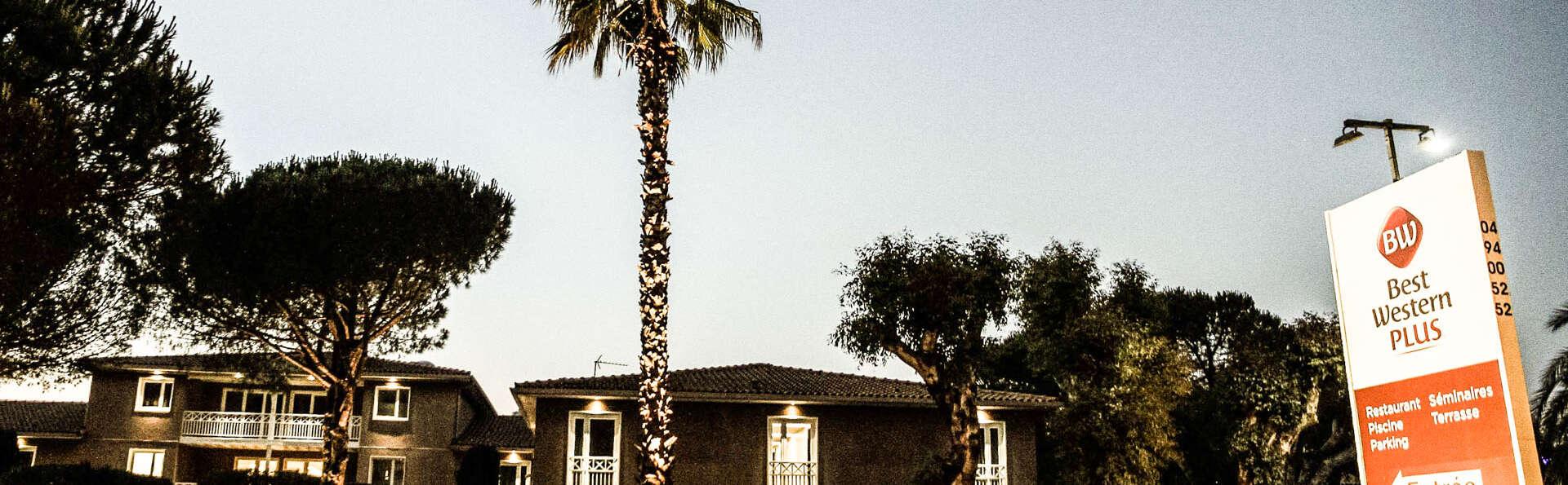Escapade d'hiver sous les palmiers de Hyères !