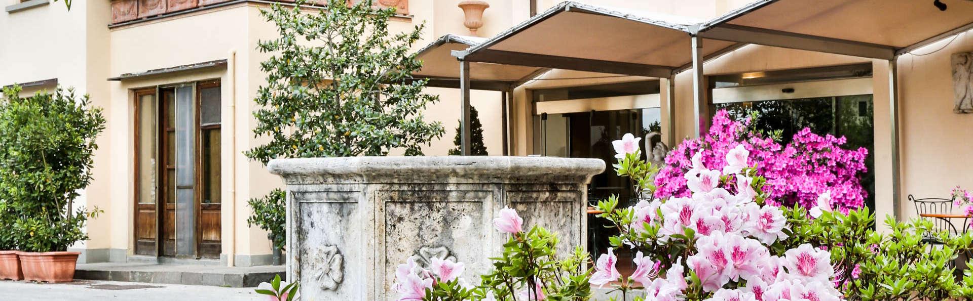 Ambiance romantique à la Villa Gabriele D'Annunzio