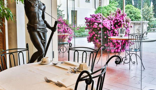 Escapada con cena en el corazón de Florencia