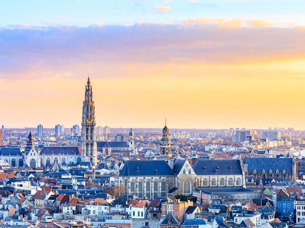 Séjour Belgique - Week-end de shopping au coeur d'Anvers  - 3*