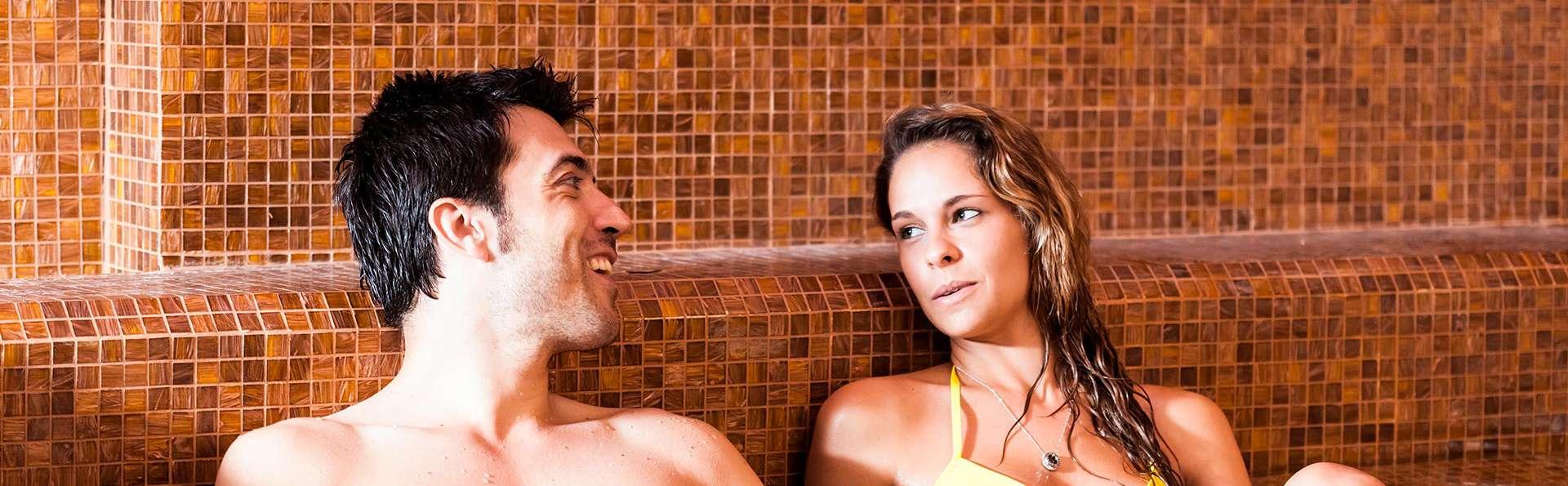 Week-end à Milan en chambre Deluxe, avec baignoire à hydromassage en chambre