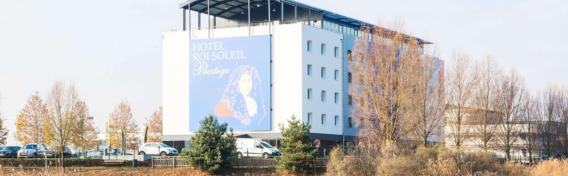 Hôtel Roi Soleil Prestige Strasbourg - EDIT_NEW_EXTERIOR.jpg