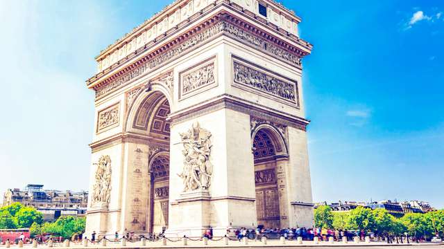 Séjournez en plein cœur de la capitale française