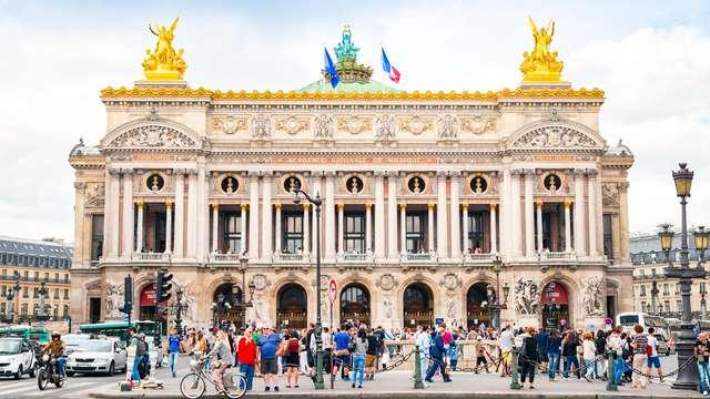 Découvrez Paris le temps d'un week-end !