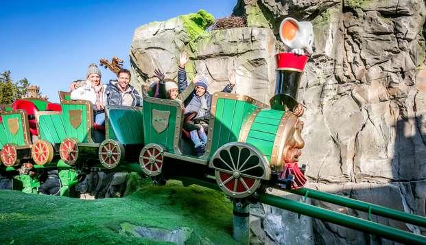 Escapade Luxe dans un château avec entrées à Europa-Park