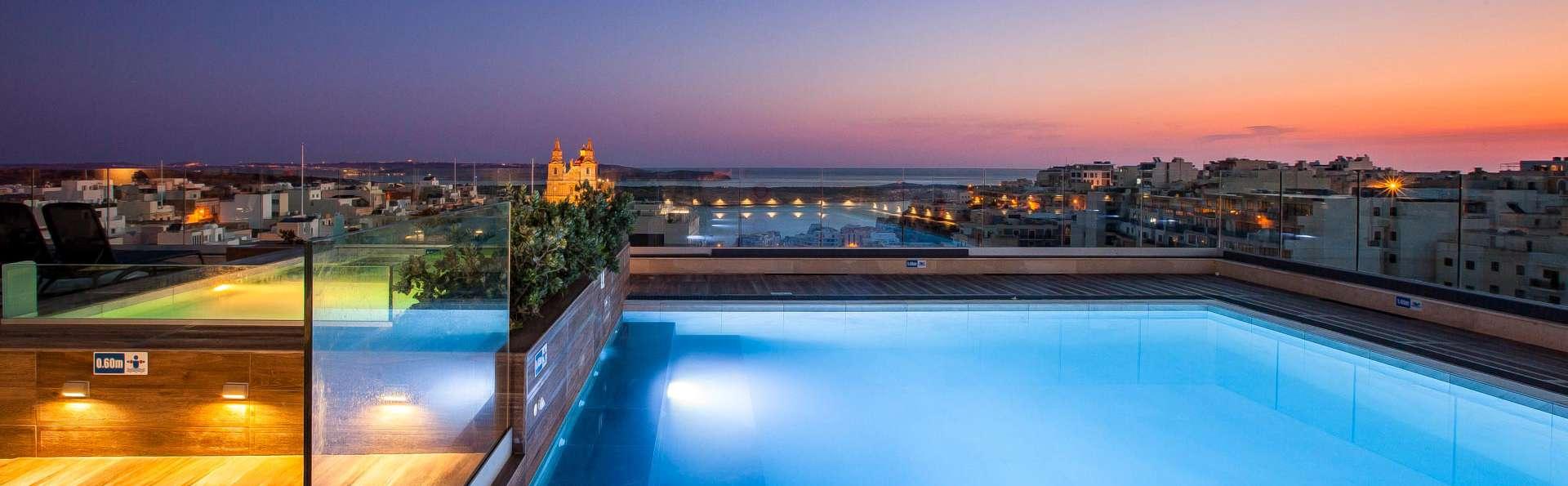 Détente et découverte des charmes de Malte (à partir de 4 nuits)