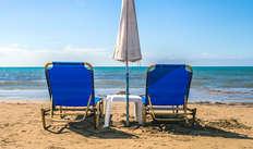Accesso alla spiaggia privata per 2 adulti (giorno 1, giorno 2 e giorno 3)